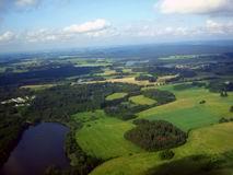 Třeboňsko - rybníky u Chlumu u Třeboně